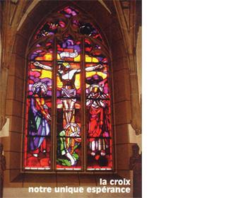 La croix, notre unique espérance